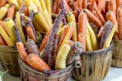 De Vruchten en de Groenten van de landbouwersmarkt Royalty-vrije Stock Afbeelding