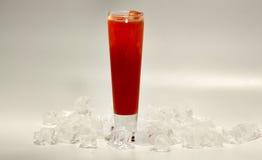 Ingrediënten voor niet-alkoholische cocktails stock fotografie