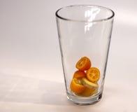 Ingrediënten voor niet-alkoholische cocktails stock foto