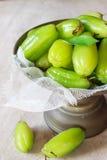 De vruchten van Bilimbi Royalty-vrije Stock Foto's