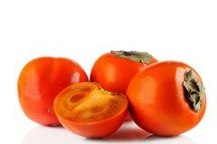 De vruchten van dadelpruim. stock foto