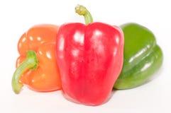 De vruchten van de peper Royalty-vrije Stock Foto's
