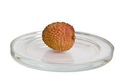 De vruchten van het litchi Royalty-vrije Stock Foto