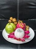 De Vruchten van Thailand stock afbeelding