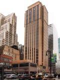 De vue 6ème avenue vers le bas Photo libre de droits