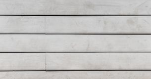 De vuile houten muur heeft horizontale lagen met donkere schaduw Royalty-vrije Stock Fotografie