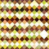 De vuile kleur controleert patroon stock illustratie