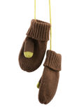 De vuisthandschoenen van kinderen. Royalty-vrije Stock Fotografie