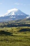 De Vulkaan van Cotopaxi in Ecuador Royalty-vrije Stock Fotografie