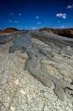 De vulkaan van de modder Royalty-vrije Stock Fotografie
