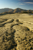 De vulkaan van de modder phaenomenon Royalty-vrije Stock Fotografie