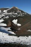 De Vulkaan van Etna Royalty-vrije Stock Fotografie