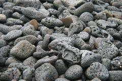 De achtergrond van de lava Stock Foto's