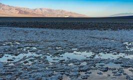 De Vulklei van het Badwaterbassin Royalty-vrije Stock Afbeeldingen