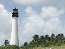 De Vuurtoren van Florida royalty-vrije stock afbeeldingen