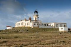 De Vuurtoren van het Neistpunt, Skye Royalty-vrije Stock Fotografie