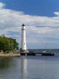 De Vuurtoren van Karlskrona stock foto's