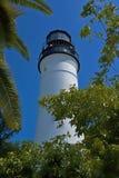 De Vuurtoren van Key West royalty-vrije stock afbeelding