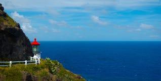 De Vuurtoren van Makapoo Royalty-vrije Stock Afbeeldingen