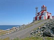 De Vuurtoren van Newfoundland Royalty-vrije Stock Afbeelding
