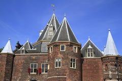 De Waag in Amsterdam Stock Photo