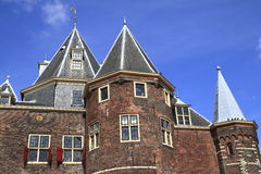 De Waag in Amsterdam Royalty Free Stock Photography