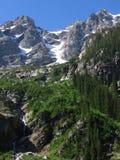 De Waaier van Teton Stock Afbeeldingen