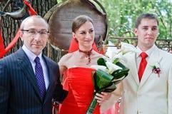 De Waarnemende Burgemeester van Kernes van Gennady van Kharkov Stock Fotografie