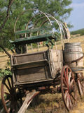 De Wagen van de klem Stock Foto's