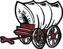 De wagen van de klem Stock Afbeelding
