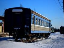 De wagen van de passagier Stock Foto's