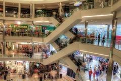 De Wandelgalerij van Amerika is Major Shopping Center in Tweelingcitie royalty-vrije stock fotografie