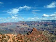 De wandeling van Grand Canyon Stock Afbeeldingen