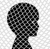 De Wanorde van het autismespectrum royalty-vrije illustratie