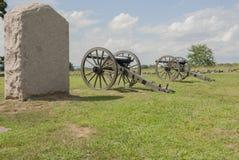 De Wapens van de Burgeroorlog Stock Afbeelding