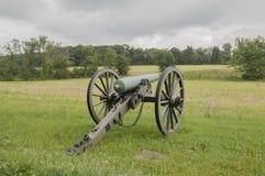 De Wapens van de Burgeroorlog Royalty-vrije Stock Foto's
