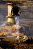 De warm waterlente Royalty-vrije Stock Fotografie