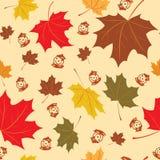 De warme herfst Royalty-vrije Stock Afbeelding