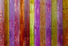 De warme houten textuur van de toonkleur Royalty-vrije Stock Foto's