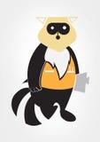 De Wasbeer van de ingenieur Royalty-vrije Stock Fotografie