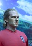 De wascijfer van Beckham Stock Foto