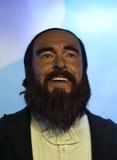 De wascijfer van Pavarotti Royalty-vrije Stock Afbeelding