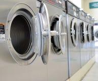De wasserij van het muntstuk Stock Fotografie