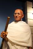 De wasstandbeeld van Gandhi van Mahatma Royalty-vrije Stock Foto's