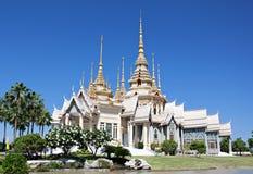 De Wat kum não, Tailândia Imagem de Stock