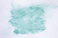 De Watercolourachtergrond, vat groene waterverfverf samen stock foto