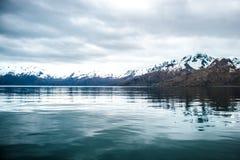 De Wateren van Alaska Royalty-vrije Stock Foto