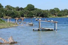 De wateren van de was in Guatemala Royalty-vrije Stock Afbeeldingen