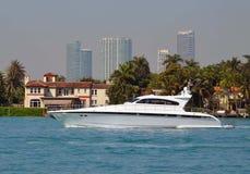 De Waterkant Scenics van Miami Royalty-vrije Stock Fotografie