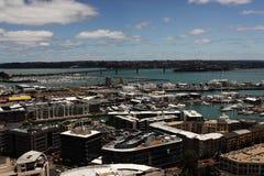 De waterkant van Auckland Royalty-vrije Stock Afbeelding